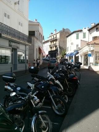 Biarritz street view